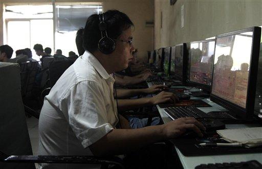 China llega a 591 millones de internautas