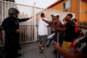 LAPD aprendió la lección de los disturbios civiles