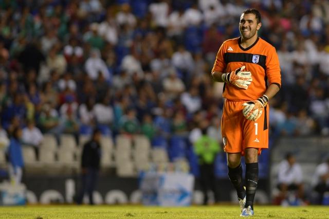 El portero Liborio Sánchez, de Gallos Blancos, se- guirá como  titular en el Apertura 2013.