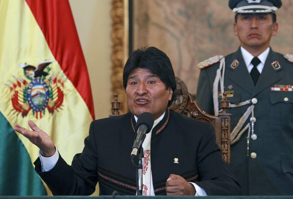 Portugal se disculpa con Bolivia por trato a Morales