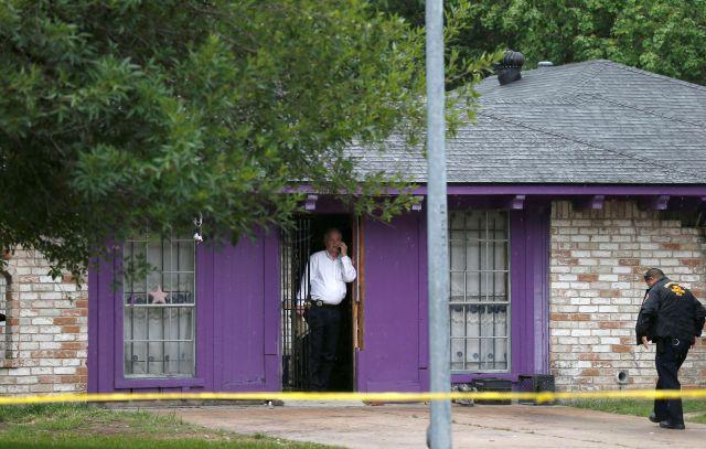 Rescatan a cuatro hombres secuestrados en Houston