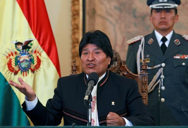 Morales le pide disculpa a Brasil