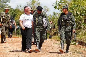 Las FARC revelan que tiene a ex militar de EE.UU.