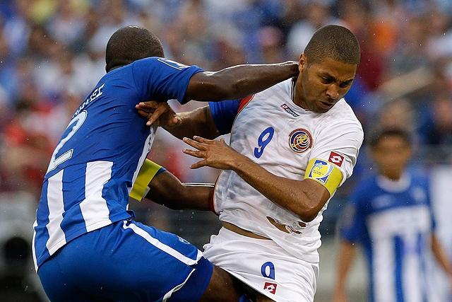 Honduras vence a Costa Rica y es semifinalista (Final)