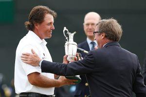 Phil Mickelson conquista Abierto Británico de Golf (video)