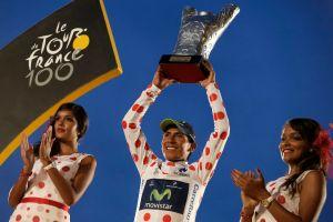 Nairo Quintana buscará el Tour en un par de años