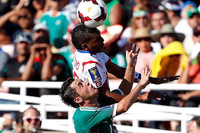 El 'Tri' quiere ganarle a Panamá y lograr pase a la final
