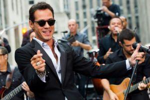 Marc Anthony presenta  en NYC su nuevo álbum de salsa