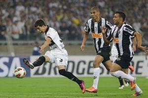 Atlético Mineiro 0 – 0 Olimpia (Primer Tiempo)