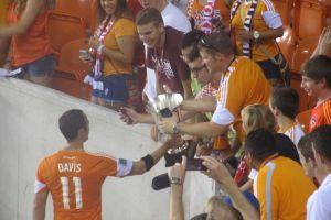 El Houston Dynamo se quedó con la Charities Cup