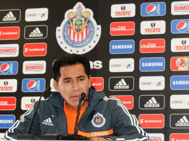 Galindo quiere los tres puntos en el debut de Chivas