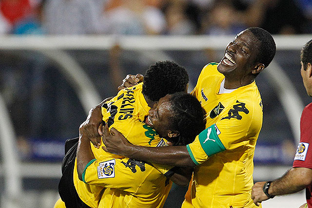Seleccionado de Jamaica reporta positivo