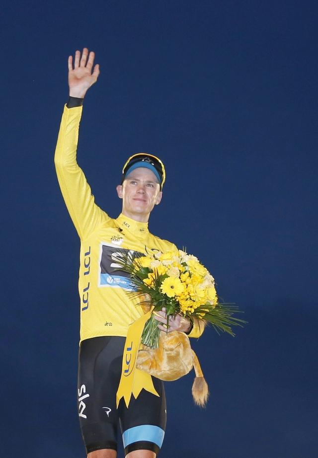 Ganador del Tour en la mira