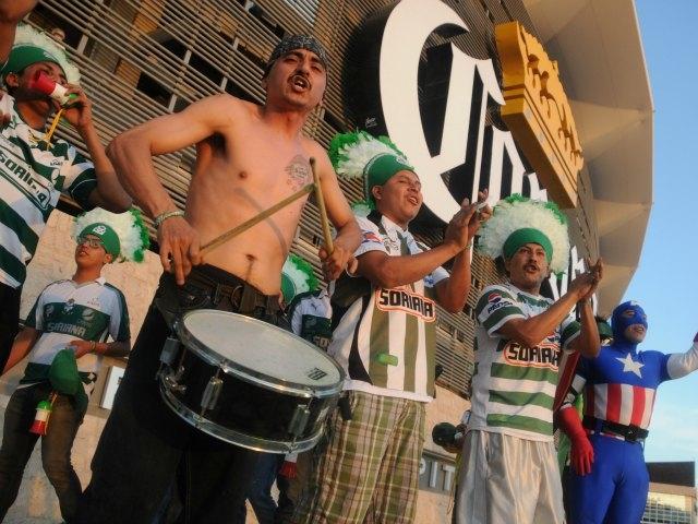 Santos ya vence 1-0 a Cruz Azul, al primer tiempo