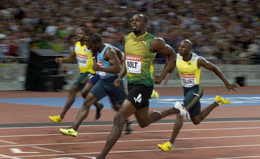 Bolt se apunta el segundo mejor registro del año (Video)