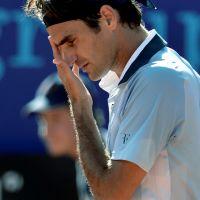 Federer tiene su debut y despedida