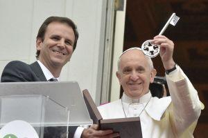 Organización de visita papal es reprobada por alcalde