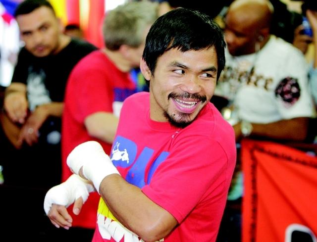 Pacquiao-Ríos, la pelea del récord en PPV