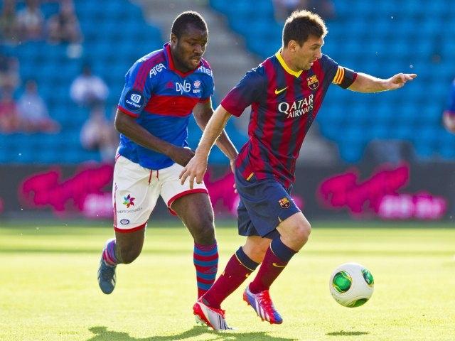 Barcelona aplasta 7-0 al Valerenga, con gol de 'Jona' (Fotos)