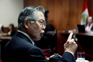 Fujimori cumplirá 75 años de edad en la cárcel