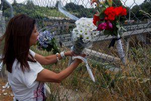 Muere otro pasajero de tren descarrilado en España (fotos)