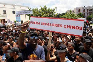 Comerciantes dominicanos declaran la guerra a los chinos