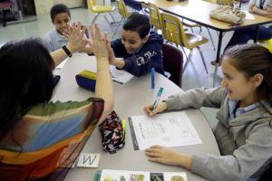 Enseñanza de inglés a escolares no mejora