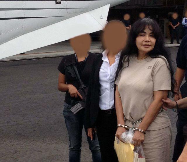 """La """"Reina del Pacífico"""" enfrentaría cárcel en México"""