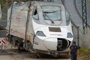 Conductor de tren en España hablaba por teléfono