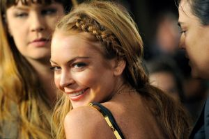 Lindsay Lohan sale de rehabilitación