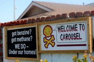 Contaminación crea emergencia en Carson