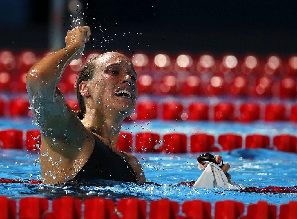 Rikke Pedersen impone tercera marca de los mundiales