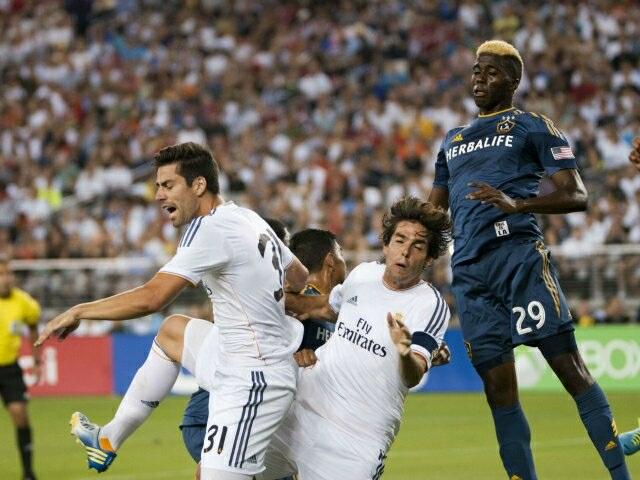 Real Madrid se impone 3-1 a Galaxy, en amistoso