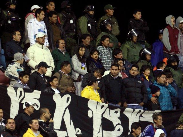 Liberados, cinco hinchas del Corinthians en Bolivia