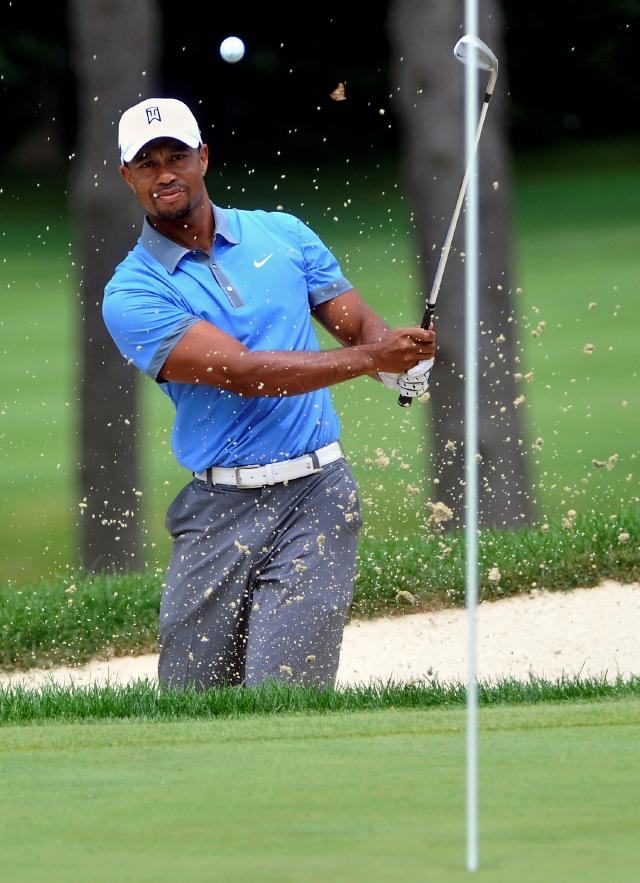 Tiger Woods…Iguala su marca