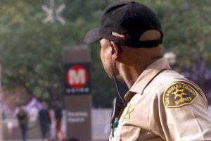 Un hombre muere atropellado por tren en Los Ángeles