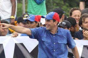 Capturan a colaborador de Capriles en Venezuela