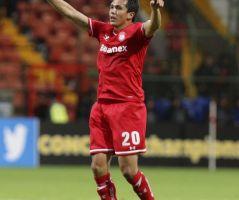 Toluca triunfal en  la Champions