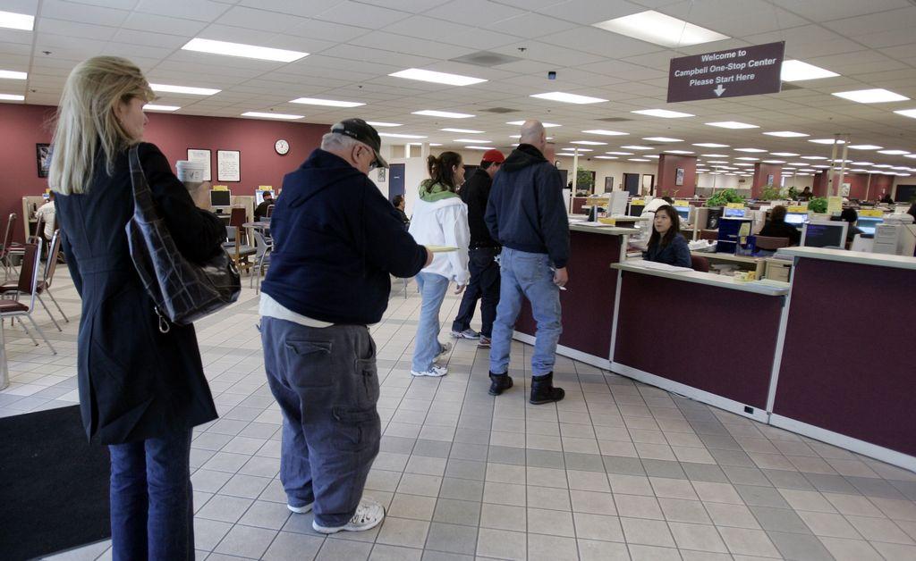 Aumentan solicitudes de subsidio por desempleo