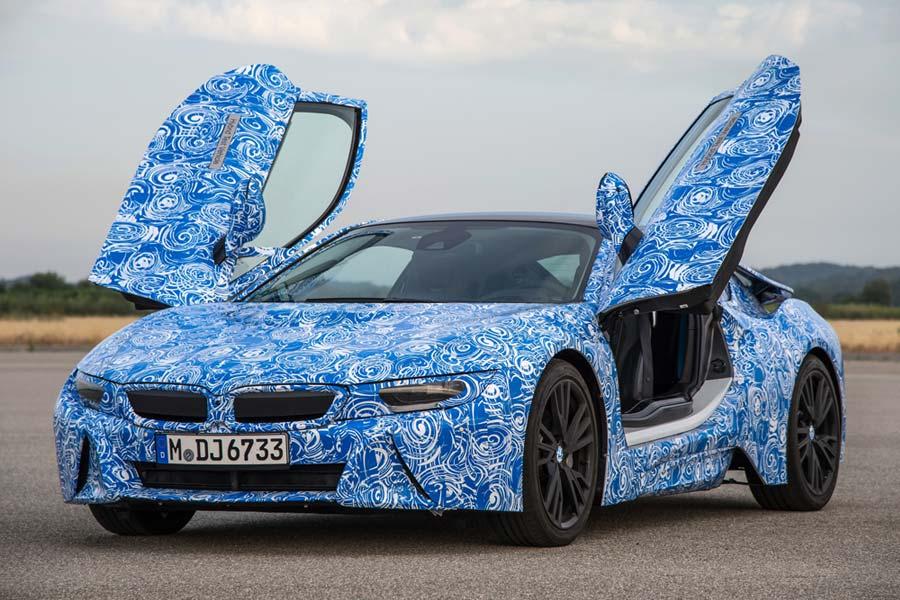 BMW i8, cada vez más cerca de concesionarias