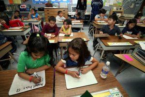 Cae el desempeño escolar en California