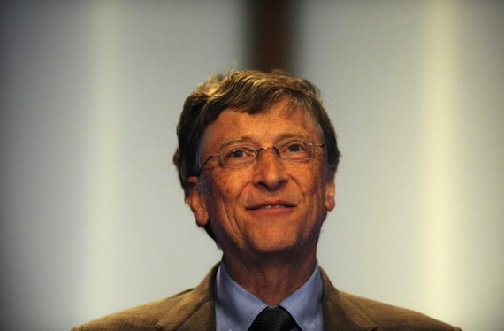 Bill Gates critica a Google por internet global