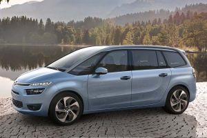 Citroën renueva el Grand C4 Picasso