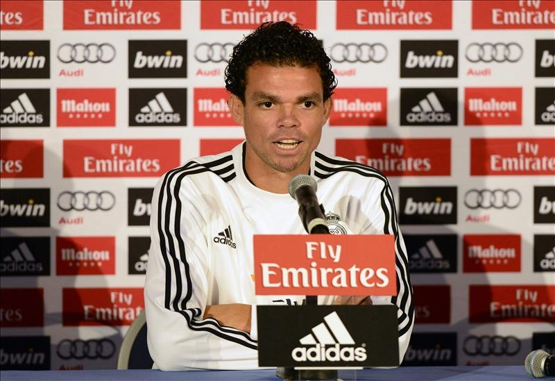 Pepe afirma que están 'encantados' con Ancelotti