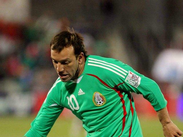Vicente Matías Vuoso es uno de los naturalizados de origen argentino que ha defendido los colores de la selección mexicana