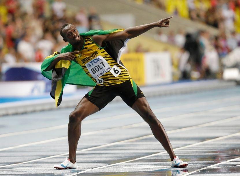 Usain Bolt vuelve a reinar en los 100 metros (video)