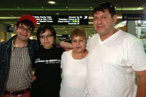 Dreamer Lulú Martínez llega a Chicago y peleará por asilo