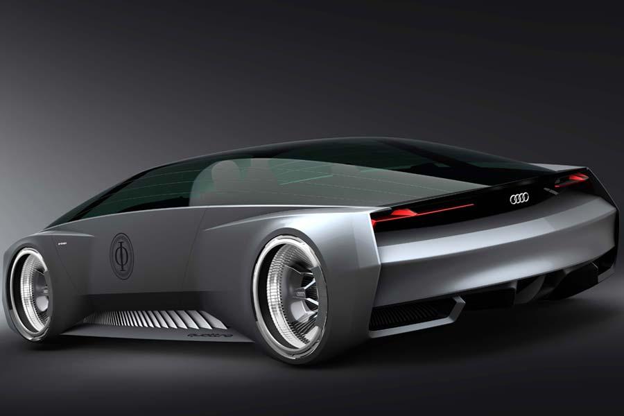 Audi forma parte del fílme Ender´s Game