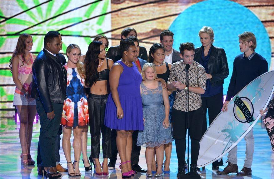 """""""Glee"""" llegará a los escenarios de Broadway"""