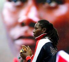 Bolt reina en Moscú